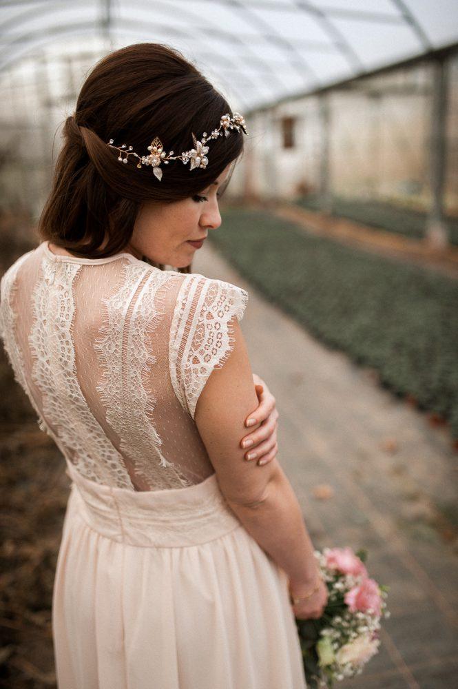 Hochzeitsfotografie Dresden | Braut | vintage boho